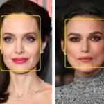 Základní tvary obličeje: obdélníkový a čtvercový