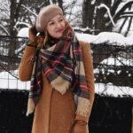 Jedna zima, jeden kabát, jeden osobní styl, ale vždy trošku jinak