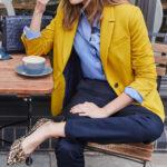 Naučte se nosit sako v ležérním stylu
