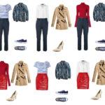 Mix and Match, aneb jak budovat kombinovatelný šatník