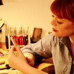 Pavlína Nilsson Grofová vyrábí v Čechách šperky zrozené ve švédské přírodě