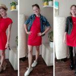 Jedny šaty od léta do podzimu